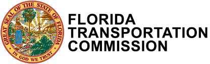 State of Florida Seal - Florida Transportation Commission