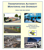Transportation and Oversight Monitoring Report 2011 (Opens new browser window)